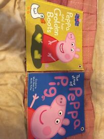 Peppa pig books kids