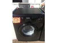 BUSH 7KG BASIC WASHING MACHINE IN BLACK