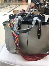 Ladies handbags and shoes job lot