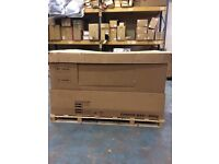FREE FREE Storage pallets can be flat packed .some wooden ones /mostly heavy duty cardboard