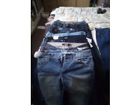 mens 34 waist jeans