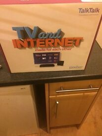 Selling a brand new talktalk youview box still in box not been opened brand new selling for £20