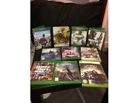 xbox one s whole bundle worth £700 10 games, headsets, 2 controllers etc