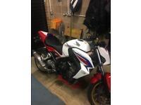 Honda CB650F CB650 F 2014 Full Yoshimura Exhaust