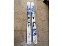 Line Pandora Women's Skis 162 Length