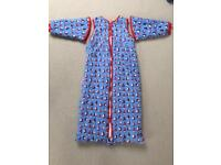 Jojo Maman Bebe 3.5 tog sleeping bag 18mths-4years