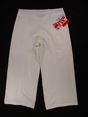 NWT LuLuLemon JUDO FLOOD Yoga Workout Pants Tights (Women's Size 8) White