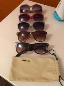 5x sunglasses VGC