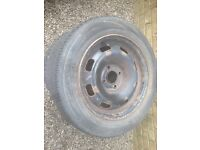 3 used tyres