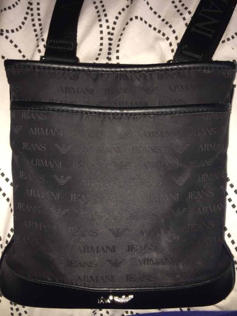 3864b0ac09 Armani pouch