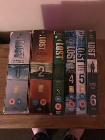 Lost complete series.