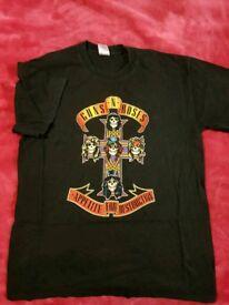 Guns n Roses Appetite for Destruction t-shirt - mens large