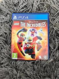 The incredible's on PS4
