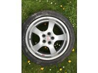 OZ Racing Classic 18 Inch Alloy Wheels