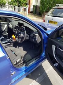 BMW 116D M Sport Auto, Diesel, 2014 Plate. £30 road tax for the year