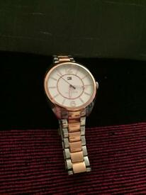 Ladies tommy hilfiger watch