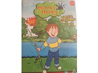 Horrid Henry DVDs