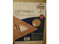 Loft Panels - 3 Packs