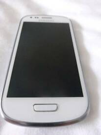 Samsung S3 mini, very good condition, White, EE network