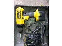 Dewalt 12v drill/driver