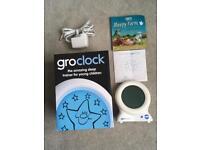 Groclock sleep trainer
