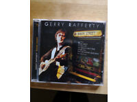 Gerry Raffety greatest hits, CD. 80p