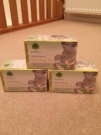 Women's Breastfeeding tea 3 packs still in wraper
