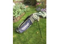Starter set of Donnay 10 Golf Clubs with bag