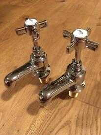 Bath or sink taps