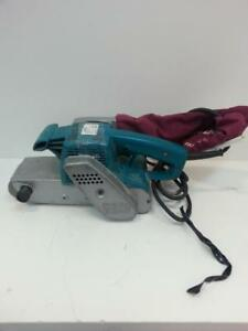 Makita Belt Sander. We Sell Used Tools. (#105183) JE723467