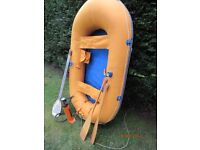 Campari Inflable 2 man tender dinghy