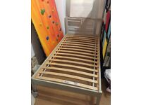 FREE Single IKEA bedframe for immediate collection