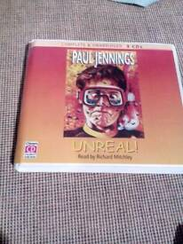 Children's CD audio book - 'Unreal' £1