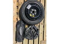 VAUXHALL INSIGNIA SPARE WHEEL AND TOOL KIT