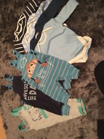 0-3 baby clothes