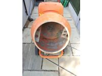 Belle Concrete Mixer