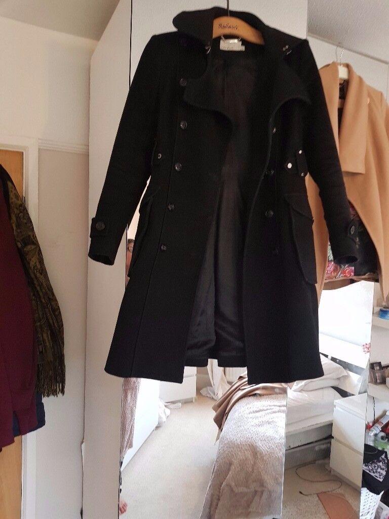 Karen Millen and Ted Baker coats