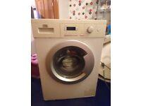 Indesit washing machine 7 kg