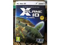 x plane 10 global flight simulation for 10pounds