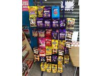 Confectionery display stand
