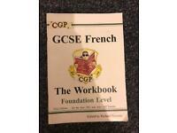 GCSE French workbook