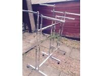 Hanging Rails job lot