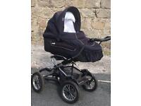Pram and buggy system