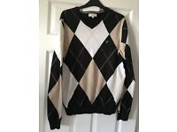 x2 Lyle and Scott jumpers size medium