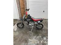 Dirt bike in good condition £245