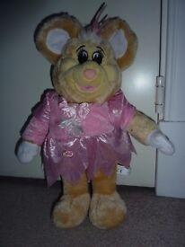 Gullivers Kingdom Princess Teddy Bear Soft Toy