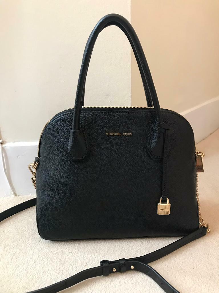 740e92dbd69a Michael Kors Authentic leather satchel