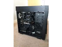 PC (6GB NVIDIA GeForce GTX 980 Ti Super Jetstream, Intel i7 5820K, 32GB Ram)