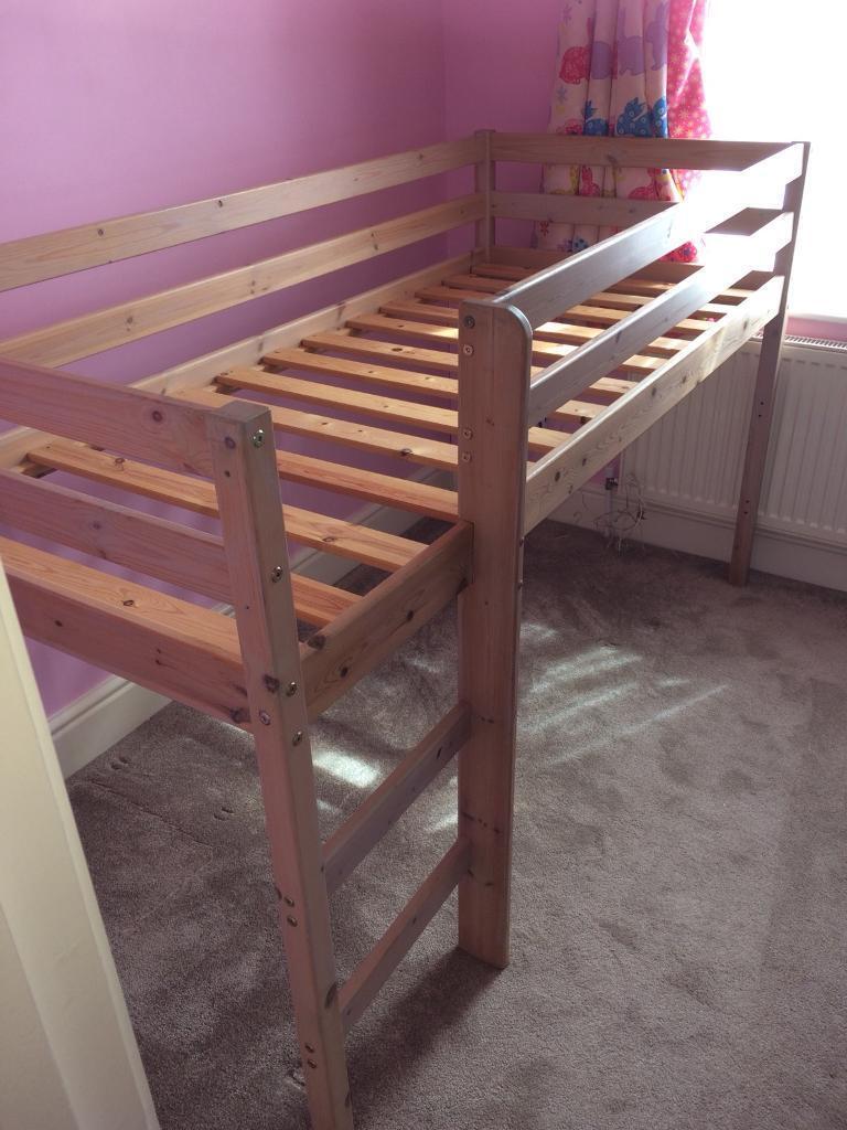 Shorty Mid Sleeper Bed Frame | in Fishponds, Bristol | Gumtree