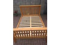 Dreams solid pine bed with or without mattress